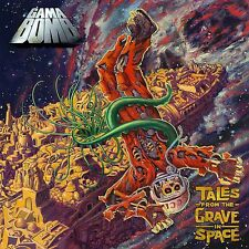 "Gama Bomb ""Tales From The Grave In Space"" CD - NEW!"