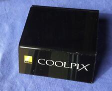 NIKON présentoir pour compact COOLPIX. Pour vitrine de collectionneur