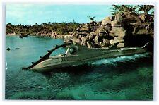 20,000 LEAGUES UNDER THE SEA SUBMARINE WALT DISNEY WORLD POSTCARD 01110243  B1