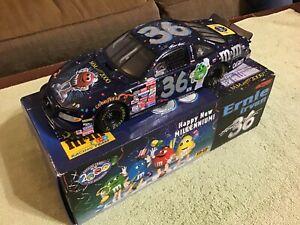 1999 Action ERNIE IRVAN #36 M&M's New Millennium 1/18 SCALE Diecast NASCAR