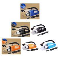 Vehicle Car Mini Vacuum Cleaner HEPA Wet Dry 12V 120W  Handheld