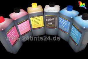 6 1 L BCI-1302 BCI-1401 BCI-1411 Ink Tinte Canon ImagePROGRAF W7200 W8200 W8400
