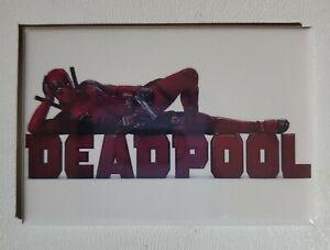 "Deadpool Refrigerator Magnet 2"" by 3"" Marvel Comics"