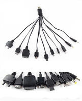 Great Universal 10 in 1 USB Multi Charger Phone Cable For Nokia iPhone JJUK