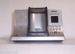 uniden tru9380 cordless main base to use for handsets tru226 tru12803 tru238