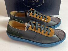 Neu Prada Sneaker UK 9,5 / EU 43,5 Blau