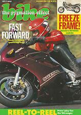 Norton RC588 Rotary Wankel Suzuki GSX1100F Ducati 851 RC30 Honda VFR750R MZ GSX