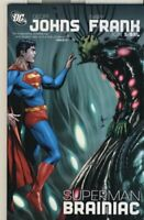 Superman: Brainiac by Gary Frank Paperback Book The Fast Free Shipping