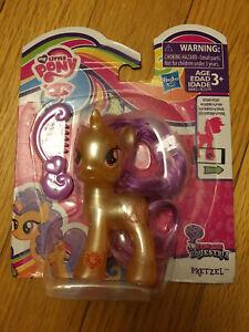 """My Little Pony Brony 3"""" Vinyl Figure Explore Equestria Pretzel"""