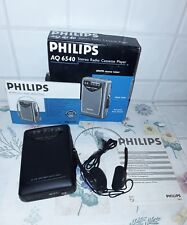 Philips Aq 6540 Radio Cassette Player