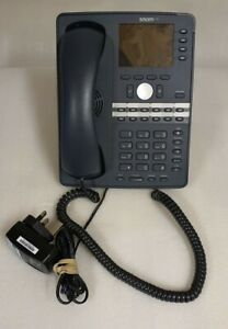 Snom 760 ip VoIP Phone - Excellent Condition with Instructions