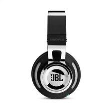 Jbl Synchros Powered Over-Ear Stereo Headphones - Chrome Edition