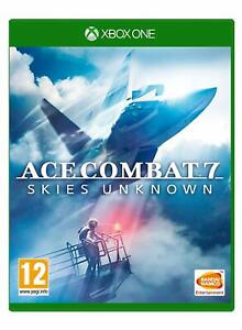 Ace Combat 7 Skies Unknown Xbox One New Sealed