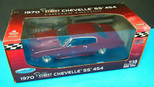 1970 Chevy Chevelle SS454 Pro Street scale 1/18 by  Welly