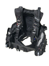 Sherwood Avid Bouyancy Compensator Device Bcd With Akona Knife And Retractors