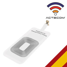 ACTECOM® RECEPTOR CARGA QI INALAMBRICO PARA IPHONE 7 7 PLUS