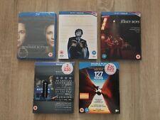 5 x Blu Ray Films Jersey Boys, 127 Hours, Social Network, Benjamin Button, Drama