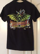 Jeff Grosso Demon Santa Cruz Rare Vintage Grail Skateboard Tee Shirt Anvil