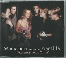 MARIAH CAREY FEAT. WESTLIFE - AGAINST ALL ODDS 2000 EU ENHANCED CD SINGLE PART 1