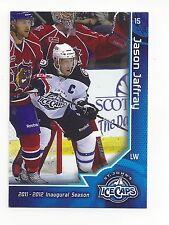 2011-12 St. John's IceCaps (AHL) Jason Jaffray (EHC München)