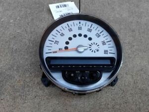 11-16 Mini Cooper COUNTRYMAN Speedometer Without Navigation Base MPH Silver