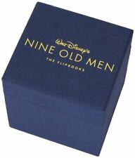 Walt Disney's Nine Old Men: The Flipbooks by Docter, Pete Walt Disney Animati…