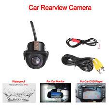 Waterproof Night Vision Car Backup RearView Reverse Camera For Monitor DVD Radio