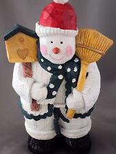 Snowman christmas winter wood Holidays New