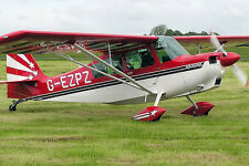 Giant 1/3 Echelle Voltige Bellanca Super Decathlon Plans et Gabarit 128ws