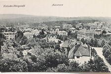 15798 AK Dresden Klotsche Königswalde Auenstraße Häuser um 1910