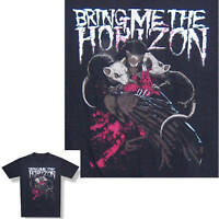 Bring Me The Horizon Rats Kids Youth Black T Shirt Youth Large New Official