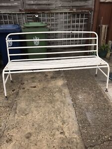 Metal Garden Benches For Sale Ebay