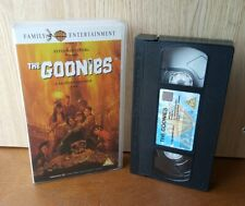 The Goonies Pg Rated Vhs Tapes For Sale Ebay
