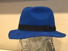 $96 Pantropic 100% LiteFelt Wool Hunter Raw  Floppy  USA Hat Fedora  X-Large XL