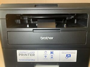 Brother HL-L2395DW Wireless Black-and-White All-In-One Laser Printer - Used