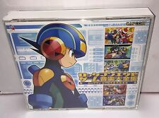 Rockman Exe 4-5 Music Collection Game Music Very Rare 2 CD Set Megaman