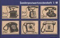 DDR SMHD12 (kompl.Ausg.) postfrisch 1983 Fernsprechapperat