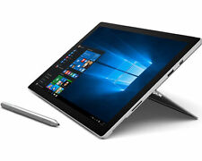 Microsoft Surface pro 4 1000gb Silber