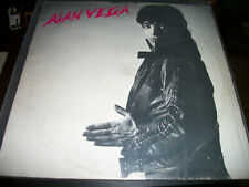 Alan Vega ‎– Alan Vega - LP - 1981 - Celluloid
