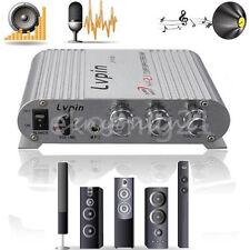 200W Mini Hi-Fi 2.1 Amplifier Booster Radio MP3 Stereo fr Car Motorcycle Ho