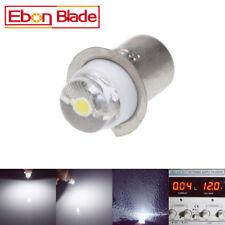 1X P13.5S 0.5W LED Flashlight Bulb White Torch For Maglite 3V 4.5V 5V 6V 12V 14V