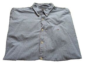 Tommy Hilfiger Long Sleeve Shirt Mens