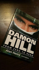 Damon Hill from Zero to Hero by Alan Henry (1994, Paperback)