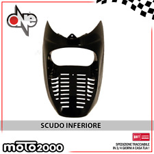 SCUDO CARENA INFERIORE NERO ONE CAMAMOTO PER HONDA SH 300 2007 2008 2009 2010