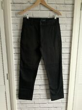 Trendiano Size S Mens Black Trousers