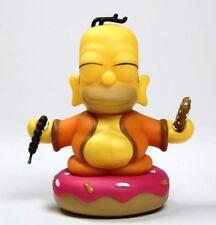 Kidrobot The Simpsons Homer Buddha 3-Inch color version vinyl figure NEW Dunny