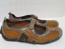 Merrell Relay Tour Antique Orange Women's Size 8.5 Mary Jane Sport Shoes