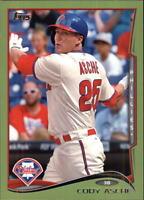 2014 Topps Green Baseball Card Pick