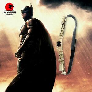 DFYM Batman Cosplay Belt Gold Girdle Leather Waist Belt With Magic Gluing Unisex