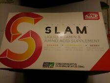 Advocare Slam Energy Shot 12 Count variety pack orange berry lemonade Exp. 7/21
